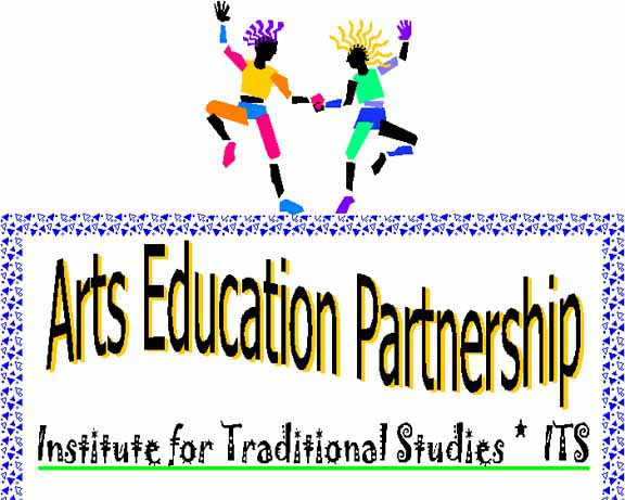 poster of dancers with Arts-Education Partnership title