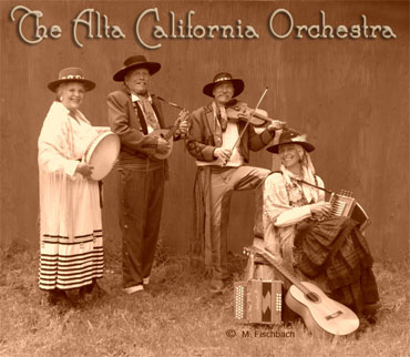 Los Californios, The Alta California Orchestra